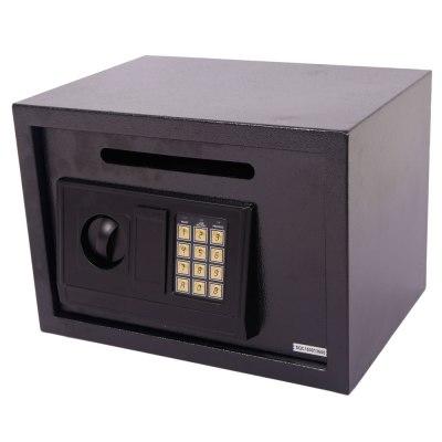 Digital Depository Electronic Safe Boxs Cash Slot Drop Off Retail Security Hot 692752591907 | eBay