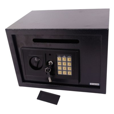 Digital Depository Electronic Safe Boxs Cash Slot Drop Off Retail Security Hot 692752591907 | eBay
