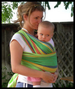 didymos baby carrier