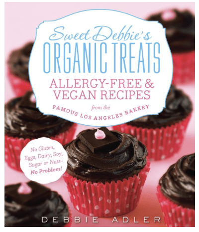 Sweet Debbie's Organic Treats Allergy-Free & Vegan Recipes