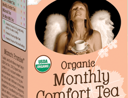 Earth Mama Angel Baby Organics:  Teas for Mama and Body Wash for Baby