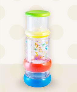 Buyer Beware:  BPA-free Take n' Shake Sippy contains scary Tritan