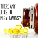 Are there any benefits to taking vitamins and supplements?