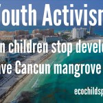Youth activism:  Mexican kids save mangroves