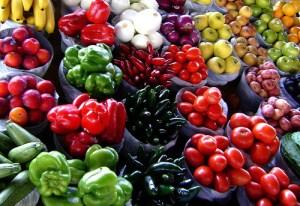 Even organic produce needs a thorough washing.