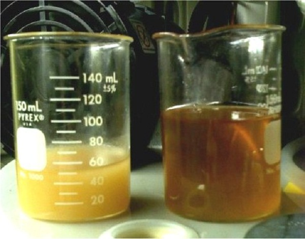 Biodiesel from used cooking oil at your home