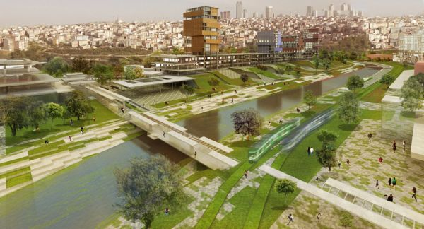 Cendere Valley Urban Design Project