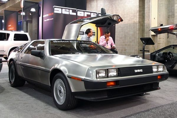 Delorean Electric surprises in New York, will cost $95,000 in 2013