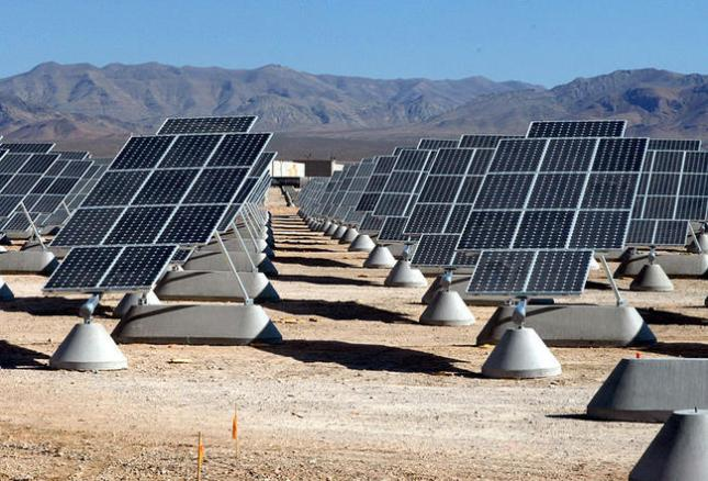 Desertec Solar Power Project
