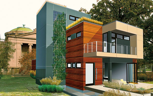 Ecofriendly home