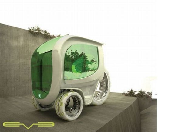 Eve - Electric Chameleon