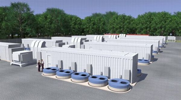 Excess Renewable Energy Storage