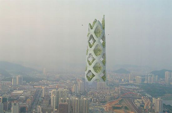 logistic city in china by jds architects 3