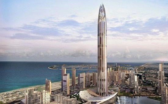nakheel tower by woods bagot 1