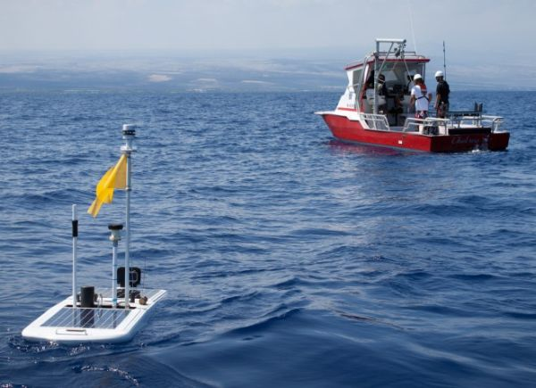 Robot Boats Survive Epic Voyage Across the Pacific