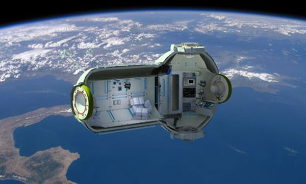 Space hotel to give rich a thrill that's out of this world