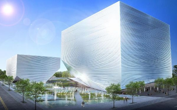Zhejiang Energy R&D Complex in Hangzhou, China by KABC
