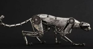 Recycled Mechanical Animals