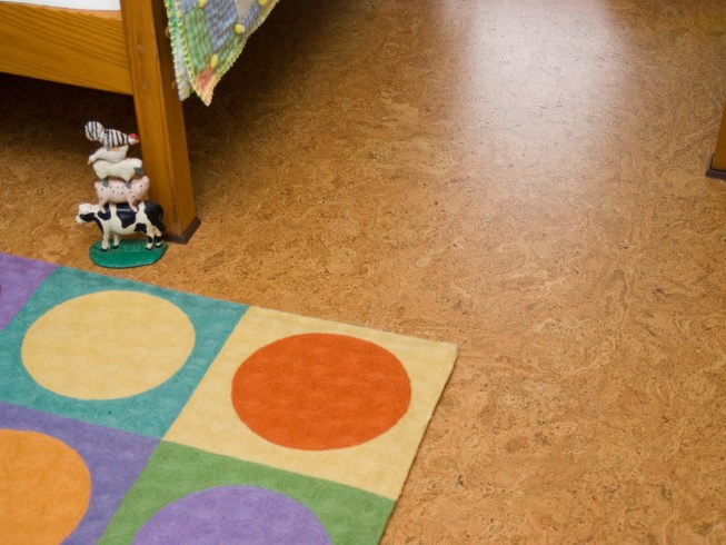 Cork floors gallery eco friendly flooring for Eco friendly flooring