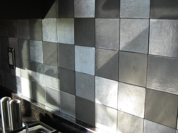 Recycled Metal Tile Gallery EcoFriendly Flooring