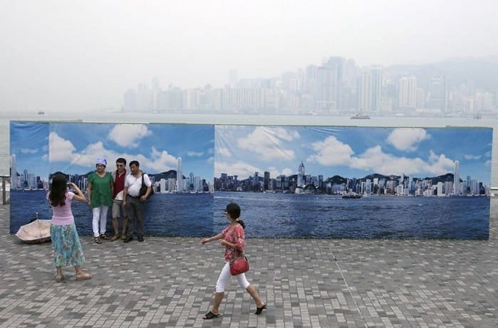 contaminación en China33