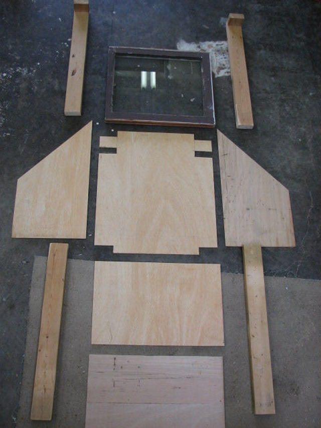 Como hacer un deshidratador de comida solar casero materiales