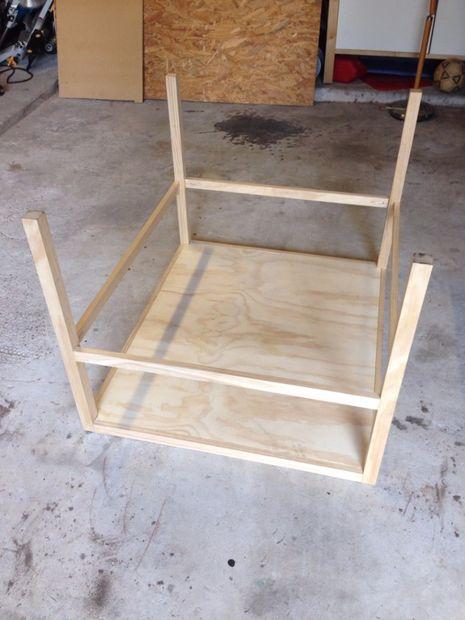 Como hacer un sillón librería