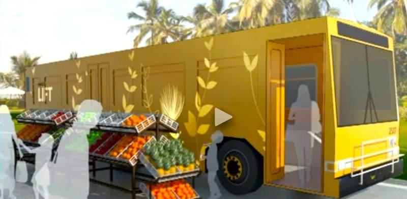 Hawai convierte 70 autobuses jubilados en refugios para personas sin techo 1