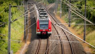 Todos los trenes holandeses funcionarán con energía eólica a partir de 2018