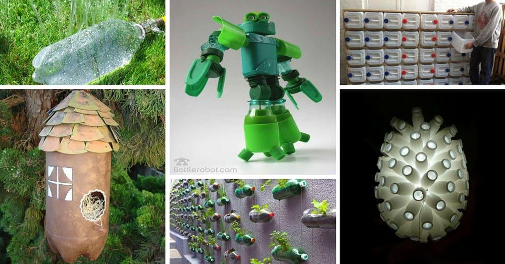 Reciclar Botellas De Plastico Para Decorar ~ algunas ideas sobre c?mo podemos reutilizar o reciclar botellas de