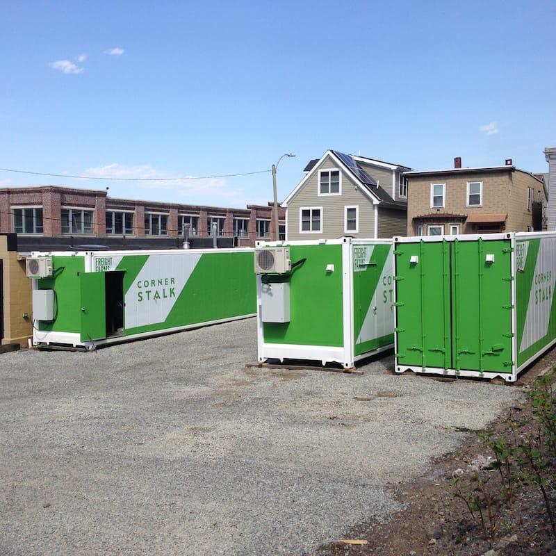 Freightfarms en colegios