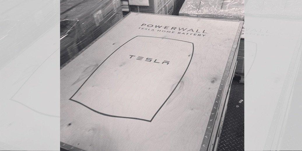 Tesla powerwall primeras entregas