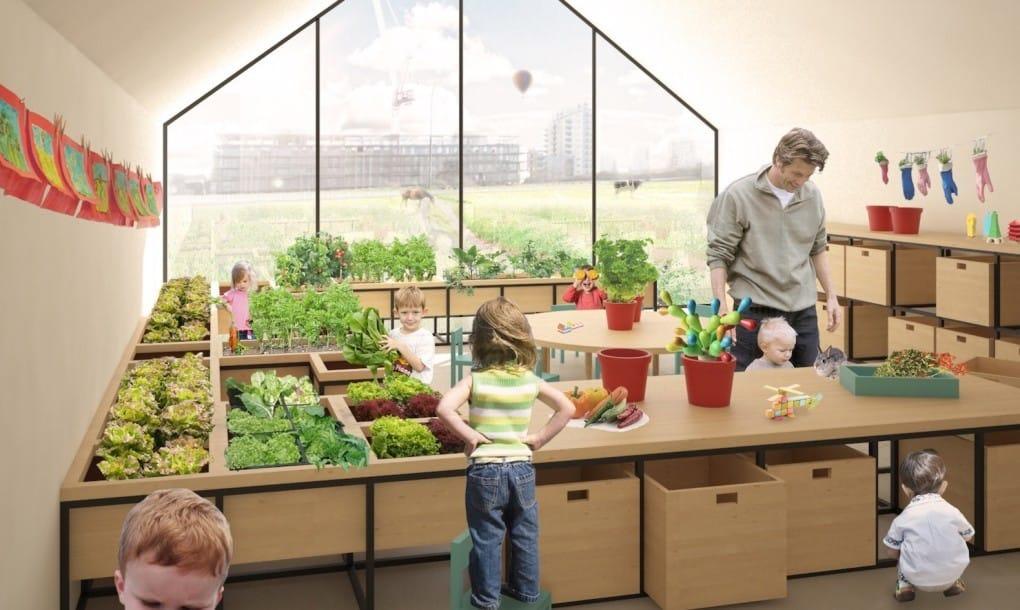Agricultura en preescolar1