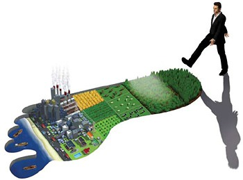ecological-footprint-illustration