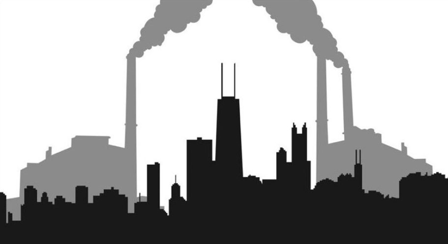 Chicago's coal plants: Breathtaking!