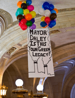 Mayor Daley - Is THIS your Green Legacy?