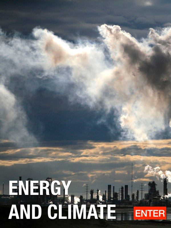 ENERGY AND CLIMATE