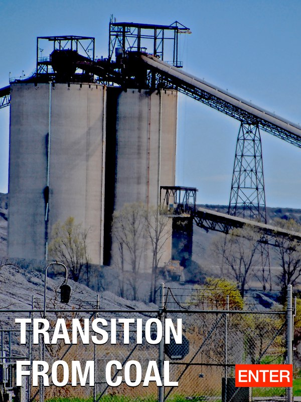 TRANSITION FROM COAL