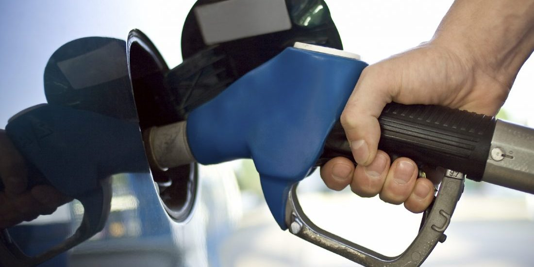reducing carbon emissions at gas pump