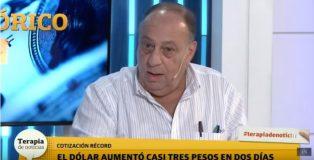ROBERTO CACHANOSKY EN TERAPIA DE NOTICIAS
