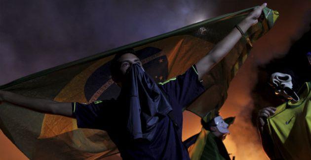 Detrás de la agitación social en Brasil