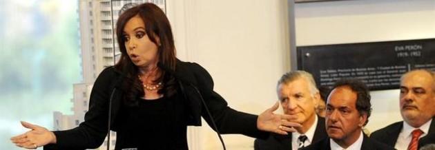 Argentina y sus anuncios políticos