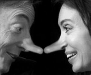 Cristina, una versión posmoderna de Pinocho