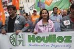 Heuliez Florange Petroplus: des scènes pour la politique spectacle
