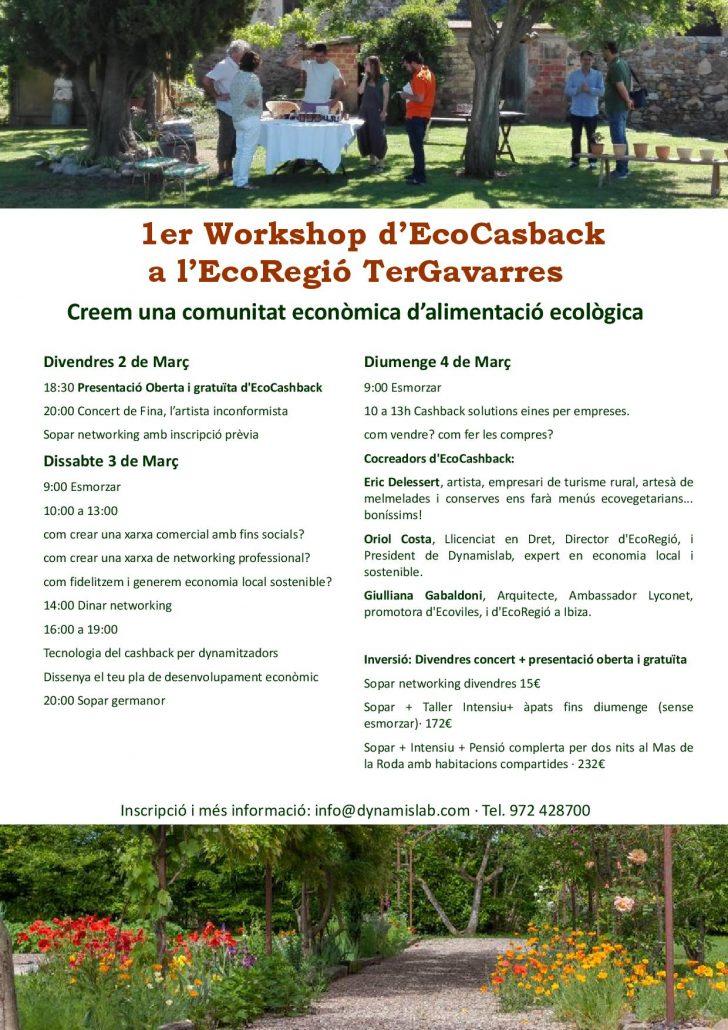 Taller EcoRegió EcoCashBack2