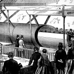 Beach Pneumatic Transit: Personentransporter anno 1870