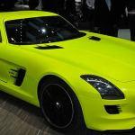 Elektro-Mercedes AMG mit 1000 Newtonmeter