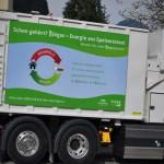 Unikat – LKW wird mit Biogas betrieben