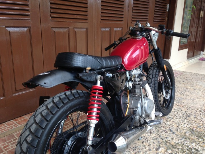 Www Cafe Racer Jual Motorcycle Trans Gallery