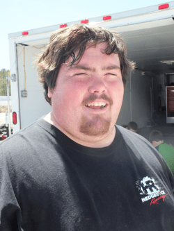 Andy Ipock - Mini Stock Division Driver Profiles